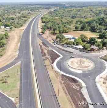 Casi concluye carretera Villa Mella-Yamasá - El Dia.com.do