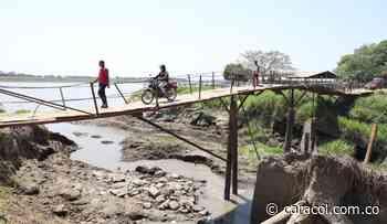 Inician obras del puente El Chorro en Magangué, Bolívar - Caracol Radio