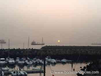 Calima, calor, algunas lluvias y nubes en gran parte de Canarias - Gomeranoticias