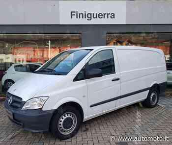 Vendo Mercedes-Benz Vito 110 CDI cat Freetime usata a Poggiridenti, Sondrio (codice 7006986) - Automoto.it