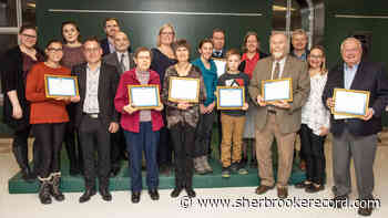Lennoxville honours outstanding citizens - Sherbrooke Record