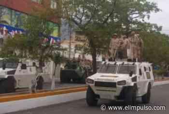 Militarizan calles de San Antonio del Táchira por sesión de la ANC #23Feb - El Impulso