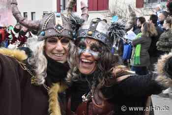 Bildergalerie: 6.000 Besucher beim Faschingsumzug in Boos - Boos - all-in.de - Das Allgäu Online!
