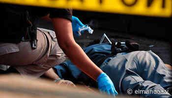 Mareros matan a vigilante en Apulo - Diario El Mundo