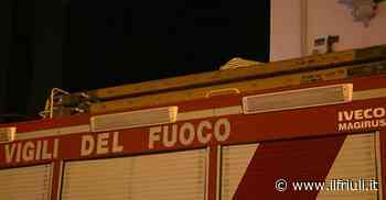 10.13 / Incendio in una lavanderia di Azzano Decimo - Il Friuli