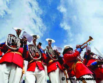 Los bronces del triunfo. La Banda Intergaláctica Poopó de Oruro - Pagina Siete