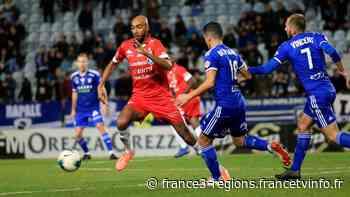 National 2 : Le SC Bastia prend la tête du classement - France 3 Régions