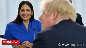 Home Secretary Priti Patel 'deeply concerned' by 'false allegations'