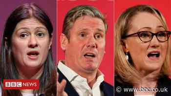 Labour leadership: Members voting in three-way contest
