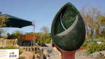 Pounamu sculpture returned to Hanmer Springs pools after theft - Stuff.co.nz