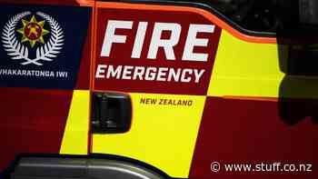 House badly damaged in early morning fire in Hanmer Springs - Stuff.co.nz