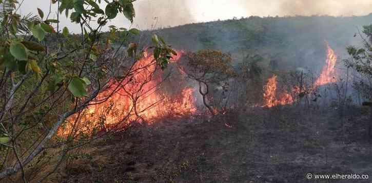 Comunidad pide protección de La Macarena luego de incendios - El Heraldo (Colombia)