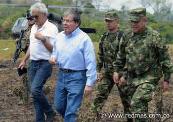 Ministro de Defensa denuncia el secuestro de un militar en La Macarena - RED+ Noticias