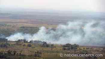 Ministro de Ambiente confirma que incendio en La Macarena está controlado - Noticias RCN