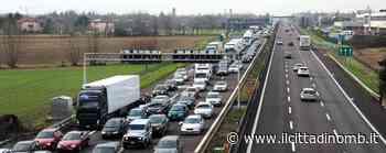 Incidente sull'autostrada A4 tra Monza e Agrate Brianza: un ferito grave - Il Cittadino di Monza e Brianza