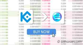 How to buy Enjin Coin (ENJ) on KuCoin? | CoinCodex - CoinCodex