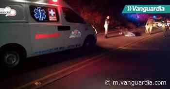 Joven motociclista murió en accidente en la vía San Gil - Charalá - Vanguardia