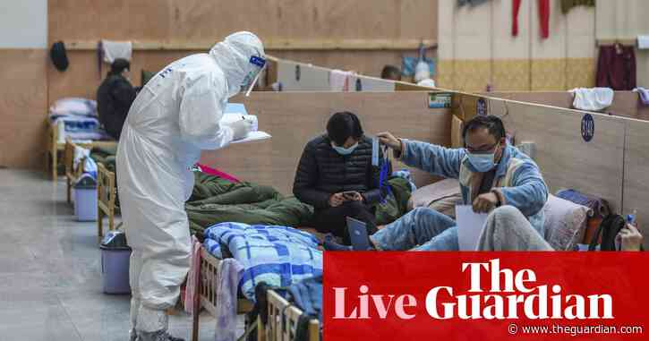 Coronavirus: China postpones annual political assembly for first time in decades – live updates