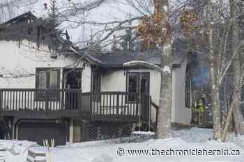 Fire destroys Cole Harbour home - TheChronicleHerald.ca