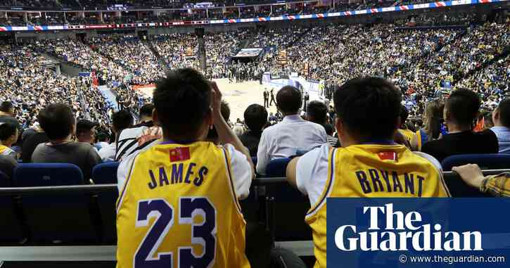 'The losses are substantial': the NBA's trouble with China, four months on