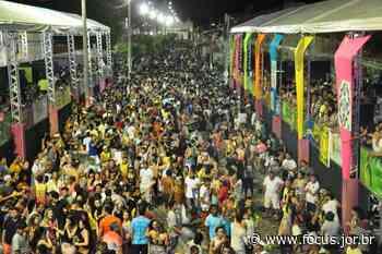 Aracati, Sobral, Cascavel, Beberibe e Guaramiranga mantêm festas de Carnaval - Focus.Jor