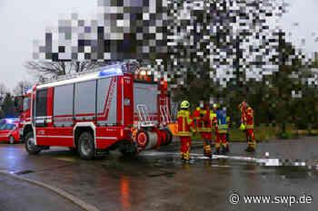 Wohnungsbrand Salach: Toter bei Brand in Salach - SWP