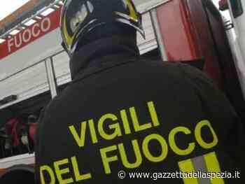 Via Bentivoglio, riparata provvisoriamente la perdita di gas - Gazzetta della Spezia e Provincia
