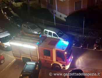 Via Bentivoglio, cittadini in strada per sospetta fuga di gas - Gazzetta della Spezia e Provincia