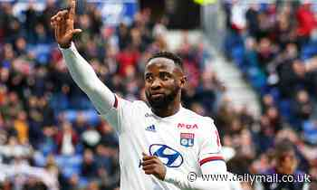 Lyon star Moussa Dembele 'wants Premier League return' with Man United leading the race to sign him