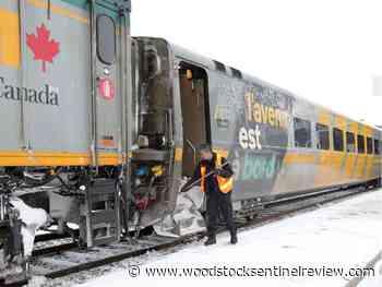Via Rail passenger trains resuming service in London, across Southwestern Ontario - Woodstock Sentinel Review