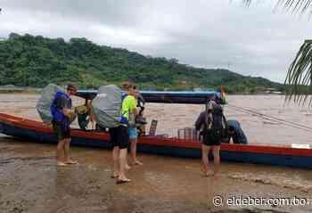 Evacuan a 35 familias afectadas por las inundaciones en Rurrenabaque - EL DEBER