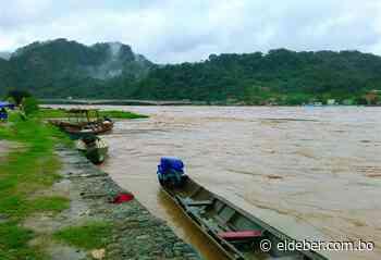 Rurrenabaque en alerta por riesgo de desborde del río Beni - EL DEBER