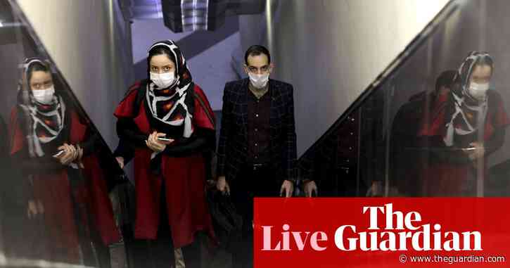 Coronavirus: Iran disputes death toll in city of Qom – live updates