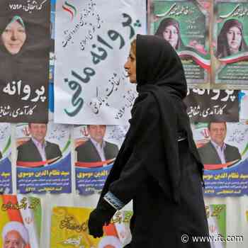 Iran hardliners surf wave of despair