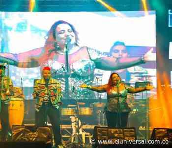 Montería tiene Congo de Oro con Long Play Band - El Universal - Colombia
