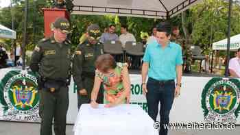 Por más de $1.000 millones la Alcaldía de Montería renovó convenio con Policía de Tránsito - El Heraldo (Colombia)