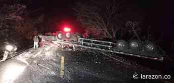 Un muerto dejó trágico accidente en vía Montería – Arboletes - LA RAZÓN.CO