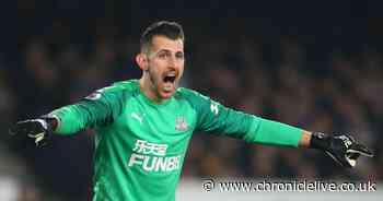 Steve Bruce hails 'outstanding' contributions of Martin Dubravka this season