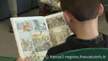 """""""Silence, on lit"""" : un collège de Pontcharra (Isère) instaure un quart d'heure de lecture quotidien pour ses - France 3 Régions"""