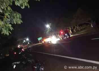 Menor fallece en accidente de tránsito en Isla Pucú - Nacionales - ABC Color