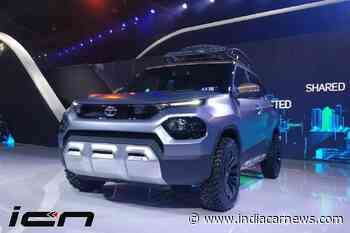 Tata HBX SUV (Maruti Ignis Rival) – All Important Details - India Car News