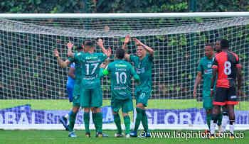 Cúcuta sigue sin ganar: Juego del domingo terminó en goleada - La Opinión Cúcuta