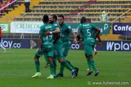 La Equidad ganó su primer partido, y con goleada: 4-1 sobre Cúcuta - FutbolRed