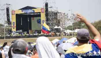 Se cumple un año del concierto Venezuela Aid Live en Cúcuta - Caracol Radio