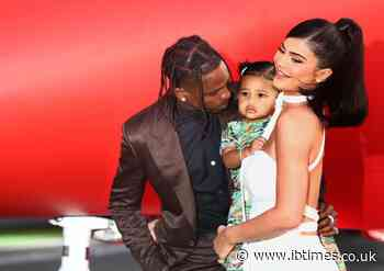 Kylie Jenner, Travis Scott go on a date with Stormi