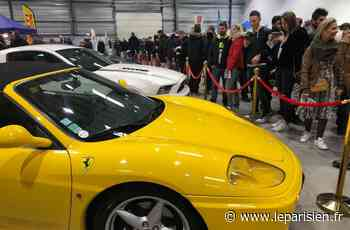 Dammarie-les-Lys : les passionnés vrombissent de plaisir au Salon Auto Moto - Le Parisien