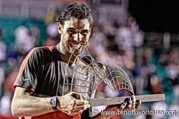 On this day: Rafael Nadal downs Alexandr Dolgopolov to conquer inaugural Rio Open - Tennis World USA