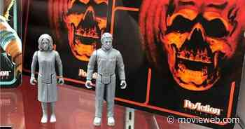 Super7's Halloween II ReAction Figures First Look Includes Battle-Damaged Laurie Strode