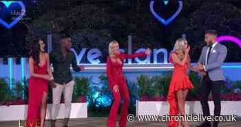 Love Island finalists 'on lockdown' after live show, according to host Laura Whitmore