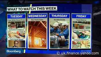 What to Watch in the Economy This Week